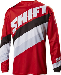 SHIFT WHIT3 TARMAC JERSEY [RD] MX17