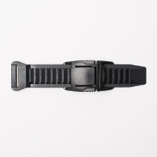 BUCKLE REPLACEMENT - FOR PANT [BLACK]   MX17