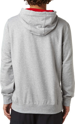 STRETCHER SECA PULLOVER [HTR GRY]     SP17