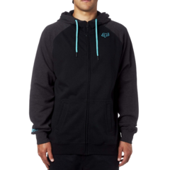 RECOILER ZIP FLEECE [BLK]         SP17