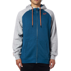 RECOILER ZIP FLEECE [HTR M BLU]       SP17