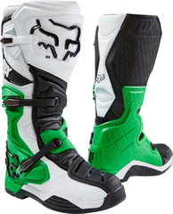 COMP 8 SE MONSTER BOOT-RS [WHT/BLK/GRN]      MX17