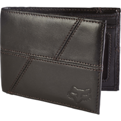 EDGE LEATHER WALLET [BRN]               SP17