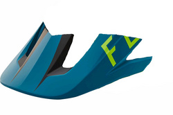 METAH- FLOW VISOR [TEAL]                MTB SP17