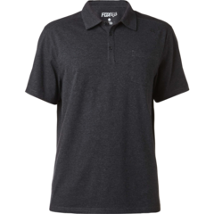 LEGACY POLO SHIRT [HTR BLK]         SP17