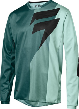 WHIT3 TARMAC JERSEY [TEAL] 2X           MX18