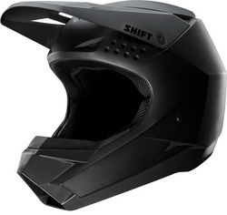 WHIT3 HELMET [MT BLK]        SHIFT MX18