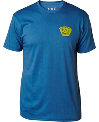 SEEK AND CONSTRUCT SS TECH TEE [DST BLU]FA17