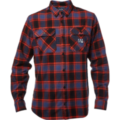 TRAILDUST FLANNEL [MDNT]            FA17
