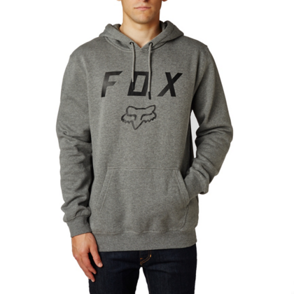 LEGACY MOTH PO FLEECE [HTR GRAPH]   FA17