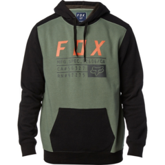 DISTRICT 3 PULLOVER FLEECE [DRK FAT]  FA17