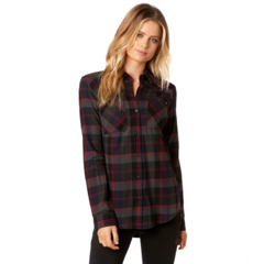 FLOWN FLANNEL [MDNT]          FA17