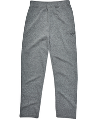 YOUTH SWISHA FLEECE PANT [HTR GRAPH]  FA17