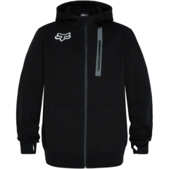 PIT TECH ZIP FLEECE [BLK]           FA17