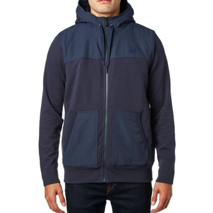 OUTBOUND SHERPA ZIP FLEECE [MDNT]    FA17