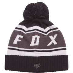BLACK DIAMOND POM BEANIE [BLK]          FA17