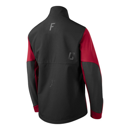 ATTACK FIRE SOFTSHELL JACKET [DRK RD]