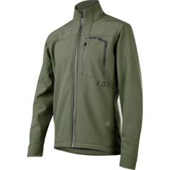 ATTACK FIRE SOFTSHELL JACKET [DRK FAT]