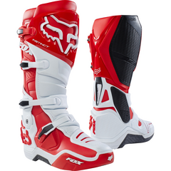 INSTINCT BOOT [WHT/RD]               MX18