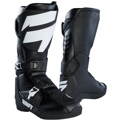 WHIT3 LABEL BOOT [BLK]                SHIFT MX18