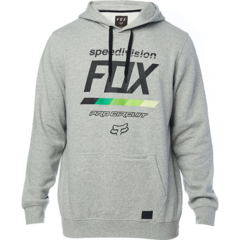 FOX PC DRAFTR PO FLEECE [HTR GRY]      FA18