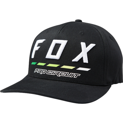 FOX PC DRAFTR FLEXFIT MONSTER [BLK]    FA18