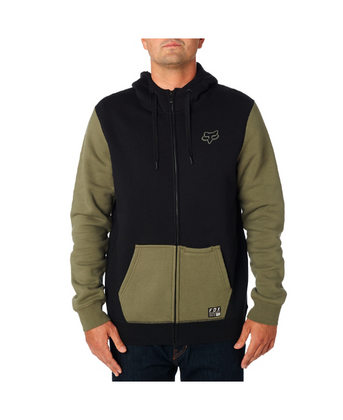 WIN MOB ZIP FLEECE [FAT GRN]    SP18