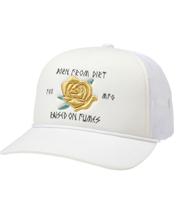 ROSEY TRUCKER [WHT]                     SP18
