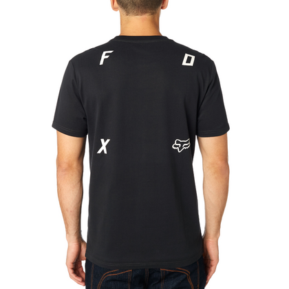WIN MOB SS AIRLINE TEE [BLK/GRY]      SP18