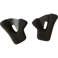 Rampage Cheek Pads [Black]             MTB SP18