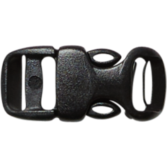 STRAP ADJMNT CLIP FLIGHT HS [BLK] NS    MTB SP18