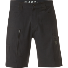 REDPLATE TECH CARGO SHORT [BLK]  SP19
