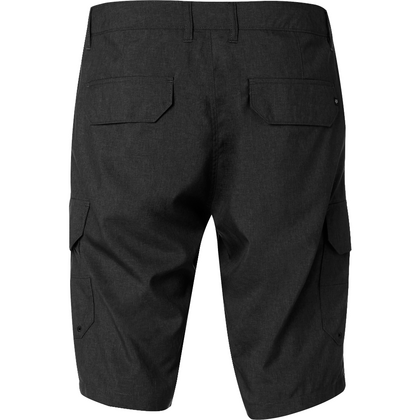 SLAMBOZO TECH SHORT [HTR BLK]         SP18