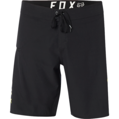 OVERHEAD STRETCH BOARDSHORT [BLK]     SP18