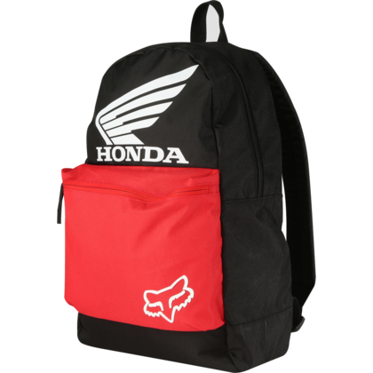 FOX HONDA KICK STAND BACKPACK [BLK]  OS SP18 LFS