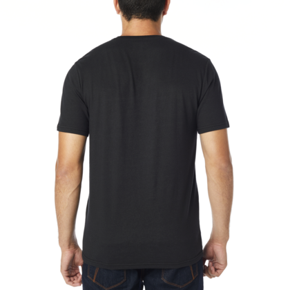 CRASS SS AIRLINE TEE [BLK/GRY]         LFS FA18
