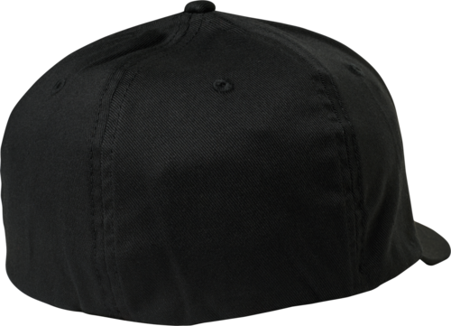 RESOLVED FLEXFIT HAT [BLK]          FA18 LFS