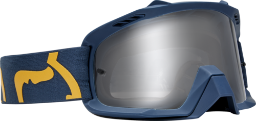 AIR SPACE GOGGLE - RACE [NVY/YLW] NS    MX19
