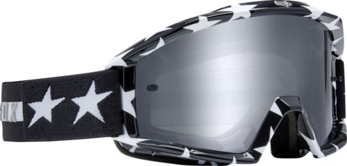 MAIN GOGGLE - STRIPE [BLK/WHT] NS       MX19