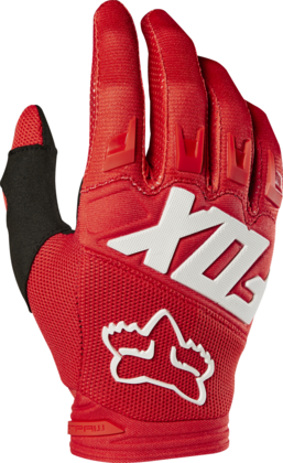 DIRTPAW GLOVE [RD]                    MX19