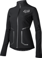 WOMENS ATTACK FIRE JACKET [BLK] FA18
