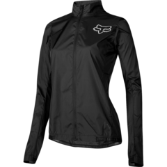 WOMENS ATTACK WIND JACKET [BLK] FA18