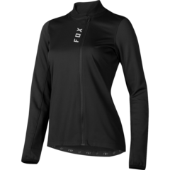 WOMENS ATTACK THERMO JERSEY [BLK] FA18