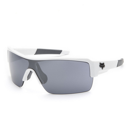 The Duncan Sport Polished White/Black Iridium Eyewear