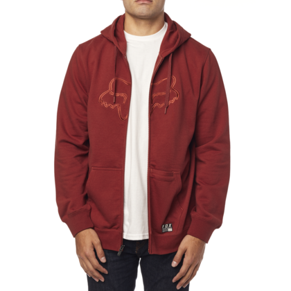 A TRACER ZIP FLEECE [BRX]                LFS FA18
