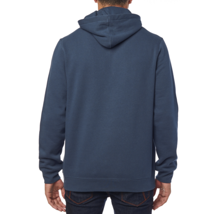 LEGACY FOXHEAD ZIP FLEECE [NVY]