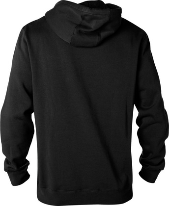 A THROWBACK PULLOVER FLEECE [BLK]        LFS FA18