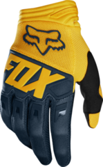 DIRTPAW GLOVE [NVY/YLW]               MX19