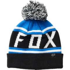 THROWBACK BEANIE [BLK/BLU] OS           LFS FA18