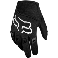 KIDS DIRTPAW GLOVE [BLK]             MTB FA18